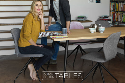 Over ons - Dutch Design Tables