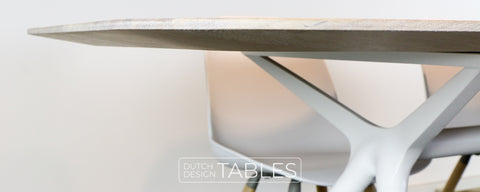 Tafel eiken Bellissima Dutch Design Tables