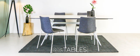 Tafel eiken SCAB Design Metropolis Dutch Design Tables
