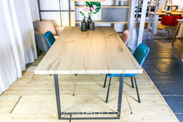 Eetkamertafel Keijser en Co RAW Dutch Design Tables