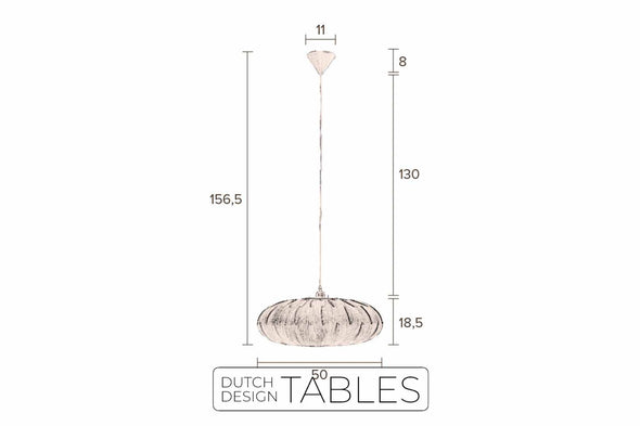 Hanglamp Dutchbone Bond Dutch Design Tables