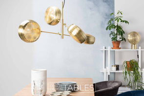 Hanglamp Zuiver Gringo multi Dutch Design Tables