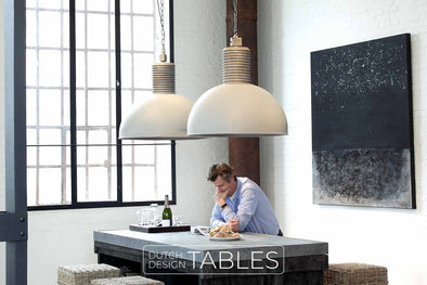 Hanglamp Frezoli Lozz Dutch Design Tables