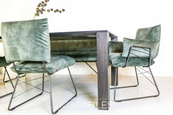 Stoel Mobitec Cosy met armleuning Dutch Design Tables