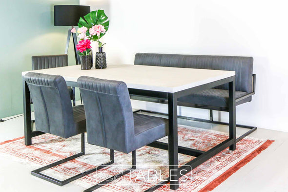 Stoel Tower Living Ferro Dutch Design Tables