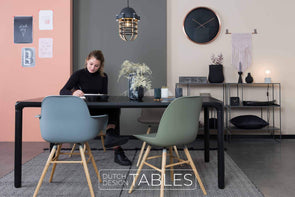 Stoel Zuiver Albert Kuip (per 2) Dutch Design Tables