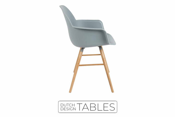 Stoel Zuiver Albert Kuip armchair (per 2) Dutch Design Tables
