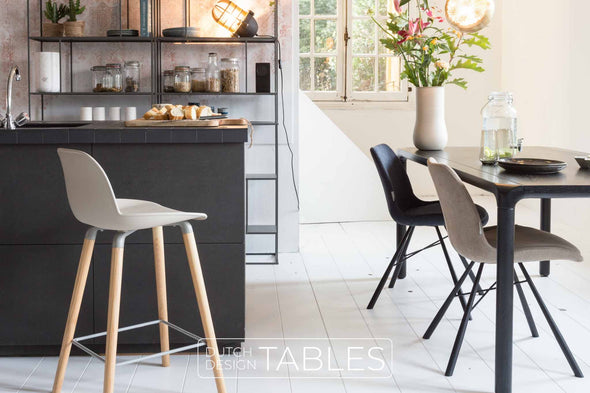 Stoel Zuiver Brent (per 2) Dutch Design Tables