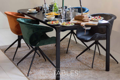 Stoel Zuiver Mia Dutch Design Tables