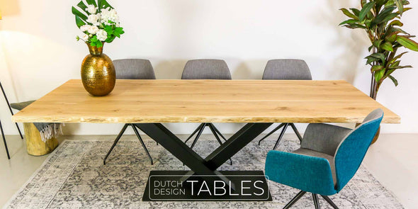 Tafel DREAUM Albero Dutch Design Tables
