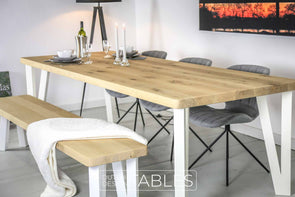 Tafel eiken DREAUM Elegante Dutch Design Tables