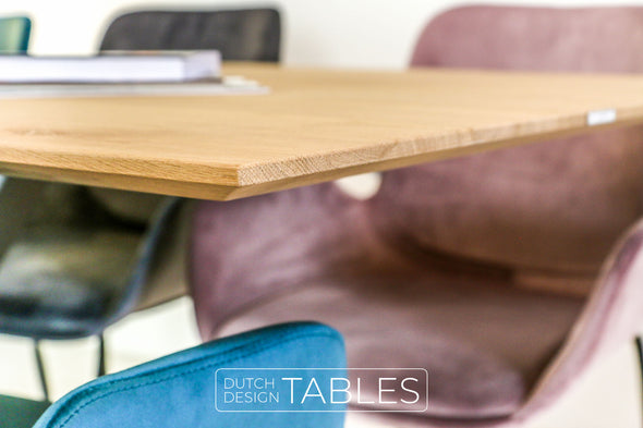 Tafel eiken DREAUM Giovane Dutch Design Tables