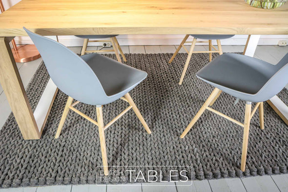 Tafel eiken DREAUM Settanta Dutch Design Tables
