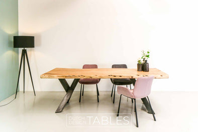 Tafel Tower Living Yunta Dutch Design Tables