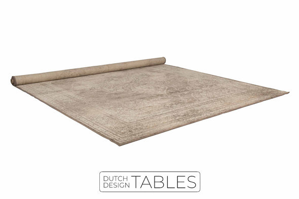 Vloerkleed Dutchbone Rugged Dutch Design Tables