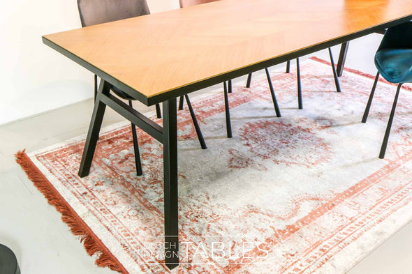 Vloerkleed Zuiver Marvel Dutch Design Tables