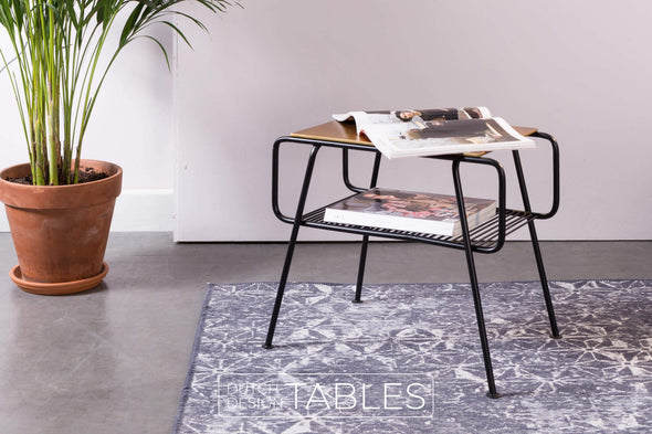 Vloerkleed Zuiver Miller Dutch Design Tables