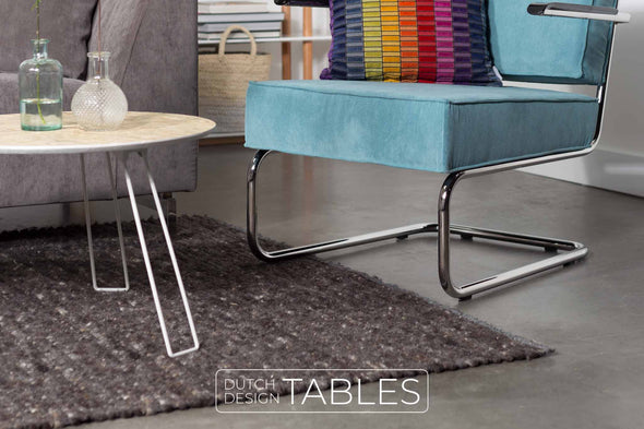 Vloerkleed Zuiver Pure Dutch Design Tables