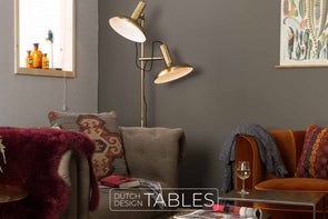 Vloerlamp Dutchbone Karish Dutch Design Tables
