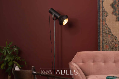 Vloerlamp Dutchbone Vox Dutch Design Tables