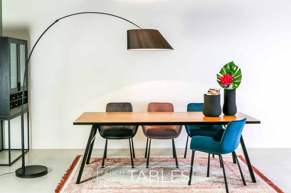 Vloerlamp Zuiver Arc Dutch Design Tables