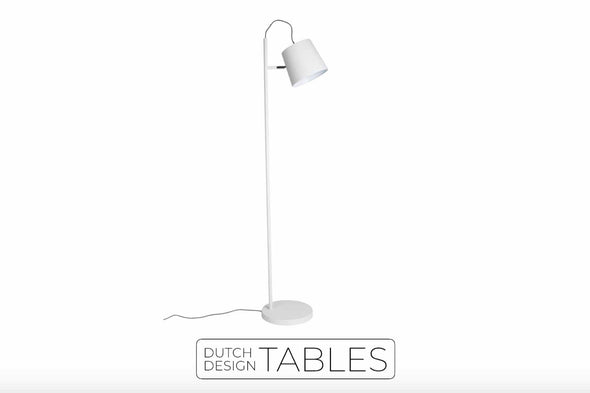 Vloerlamp Zuiver Buckle Head Dutch Design Tables