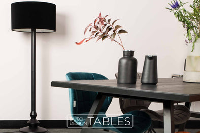 Vloerlamp Zuiver Finlay Dutch Design Tables