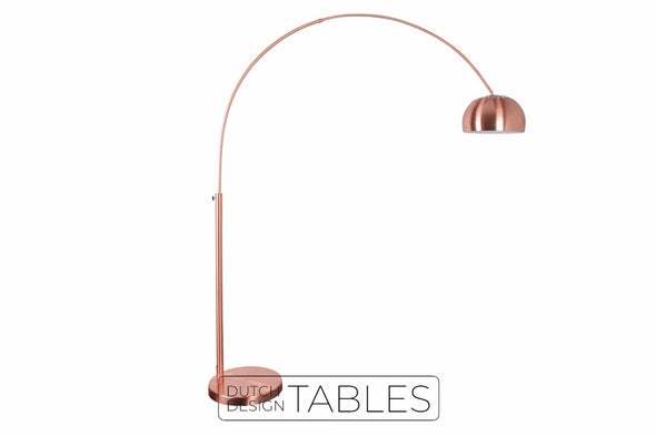 Vloerlamp Zuiver Metal Bow Dutch Design Tables