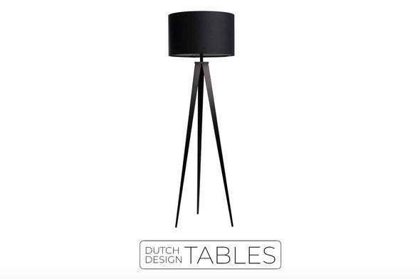 Vloerlamp Zuiver Tripod Dutch Design Tables