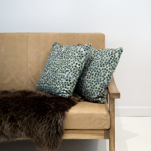 Natural New Zealand Sheepskin (Mocha)