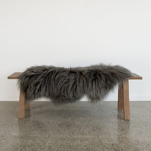 Arctic Sheepskin (Grey)