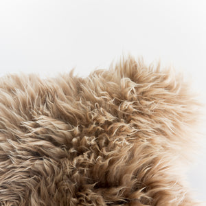 Natural New Zealand Sheepskin (Butterscotch)