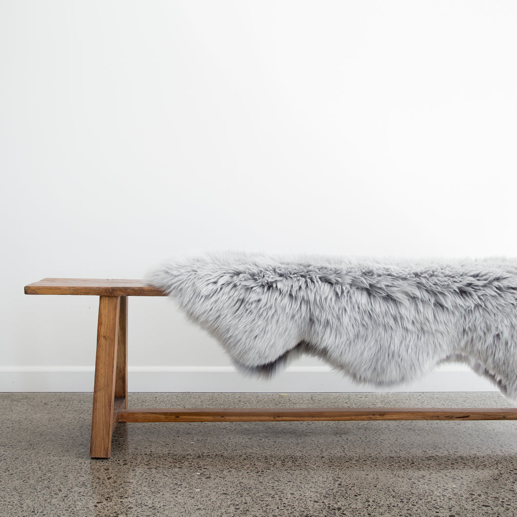 New Zealand Sheepskin (Fog)