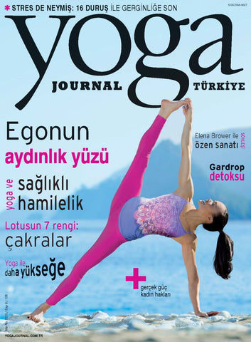 YOGA JOURNAL MART 2015