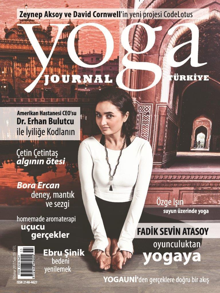 YOGA JOURNAL İLKBAHAR 2017