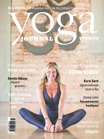 YOGA JOURNAL YAZ 2017