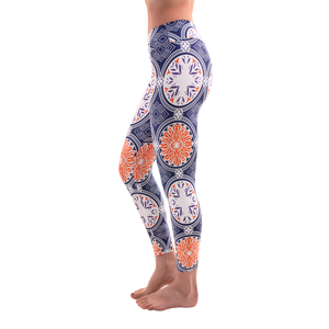 Liquido Active Grand Bazaar Patterned Legging