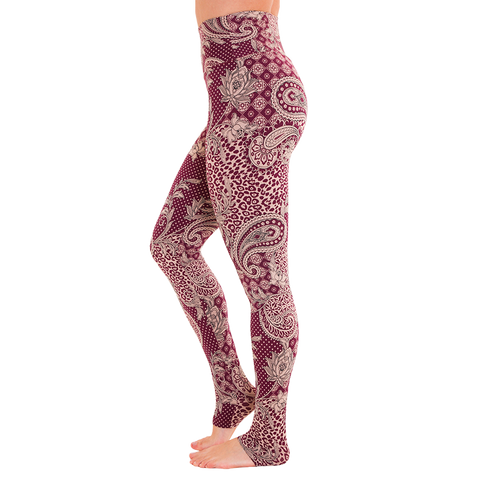 Liquido Active Ultra High-Waist Legging Sahara Desert
