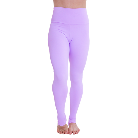 Ultra High Waist Eco legging Cotton Candy /  Ultra Yüksek bel extra uzun Desenli Yoga Tayt