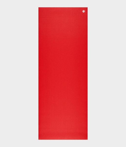 Manduka Pro® Yoga Mat 6mm Red