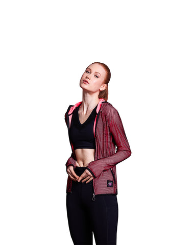 Bellis Activewear Bella Sweatshirt ( Pembe )
