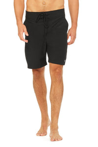 Plow Board Short - Black