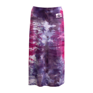 Dark Purple Skirt