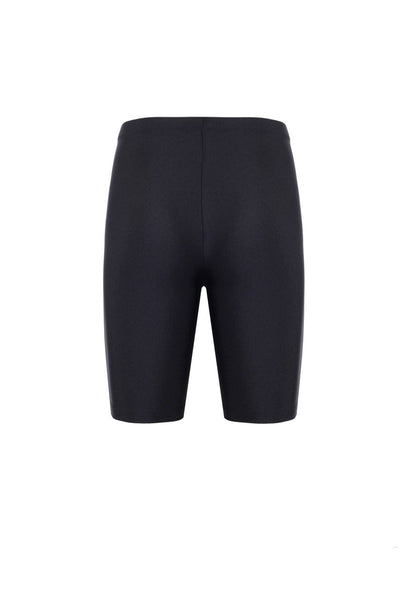 Anais Margaux Clara Black Biker Leggings