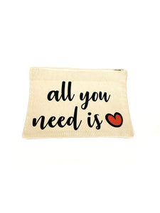 All you need is ❤️Portföy Çanta