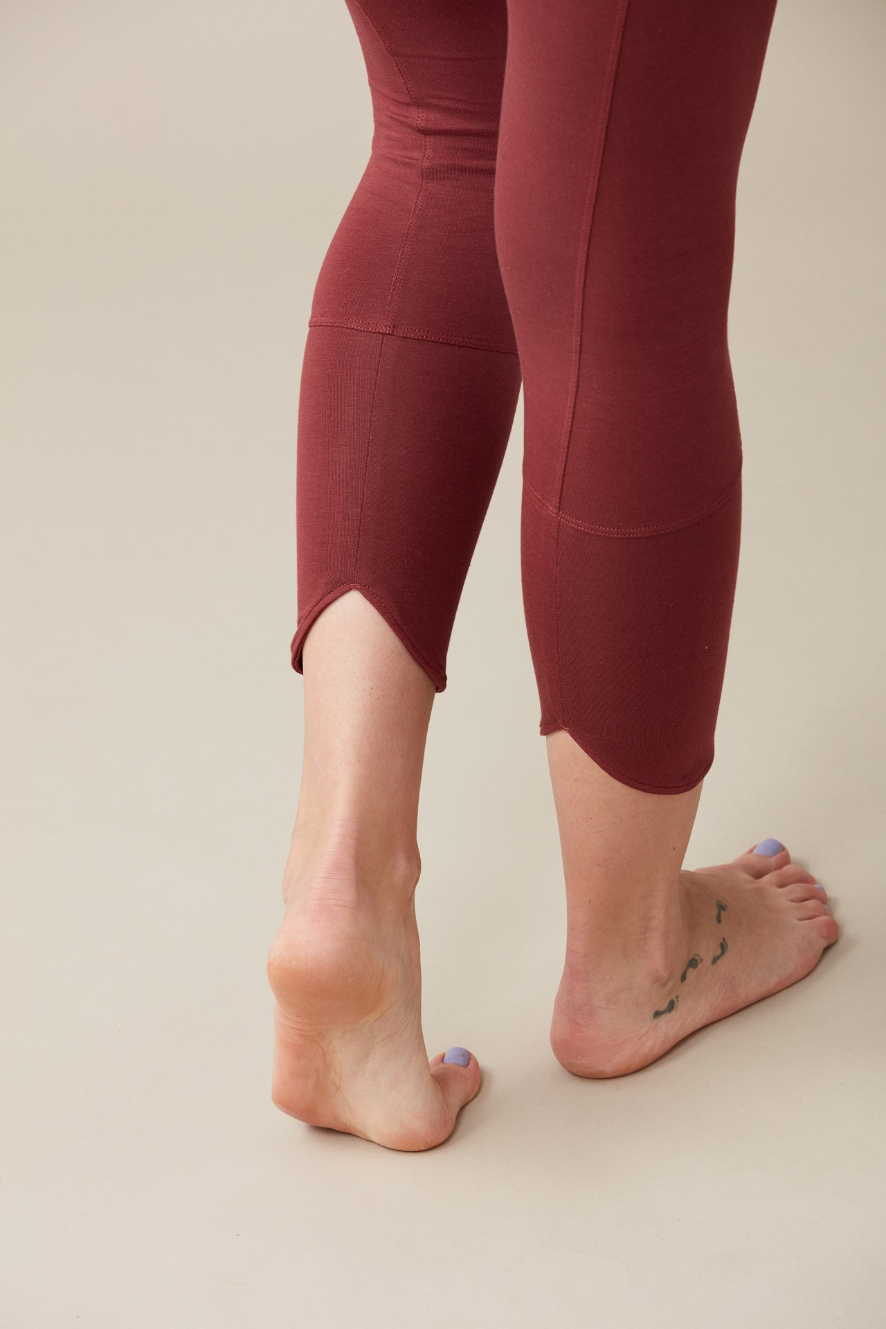 LANDO GRACE LEGGINGS (Kiremit)