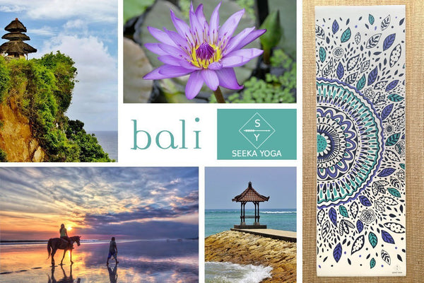SEEKA YOGA – BALİ YOGA VE PİLATES MATI