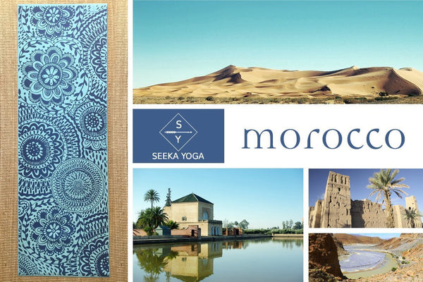 SEEKA YOGA – MOROCCO YOGA VE PİLATES MATI