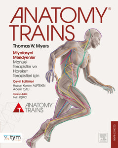 Anatomy Trains Türkçe kitap