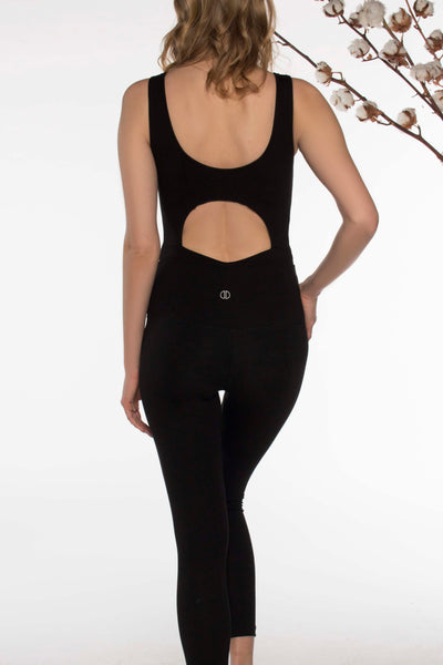 LANDO SLEEVELESS BODY SUIT
